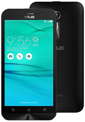 ASUS Zenfone GO (ZB500KG-1A001WW) DS Black 8GB